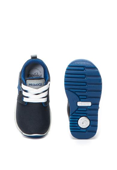 Primigi Pantofi sport cu garnituri de piele intoarsa sintetica Baieti