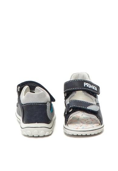 Primigi Sandale de piele ecologica cu velcro Baieti