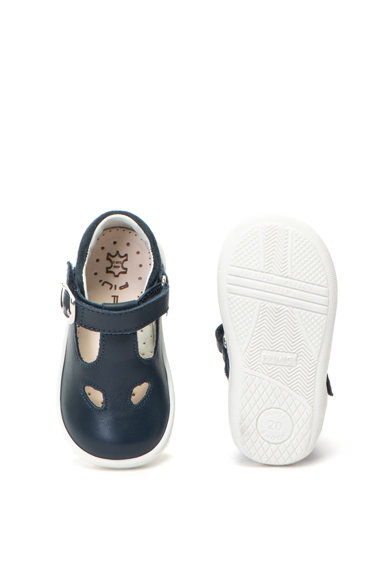 Primigi Pantofi Mary Jane de piele Baieti