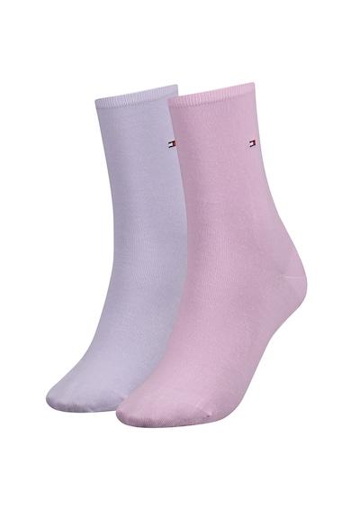 Tommy Hilfiger Rövid szárú logómintás zokni szett - 2 pár női