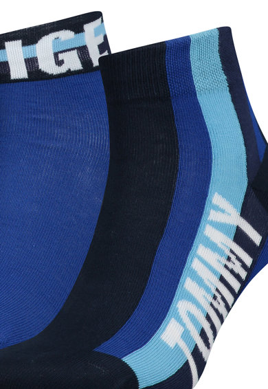 Tommy Hilfiger Set de sosete scurte cu model logo - 2 perechi Barbati