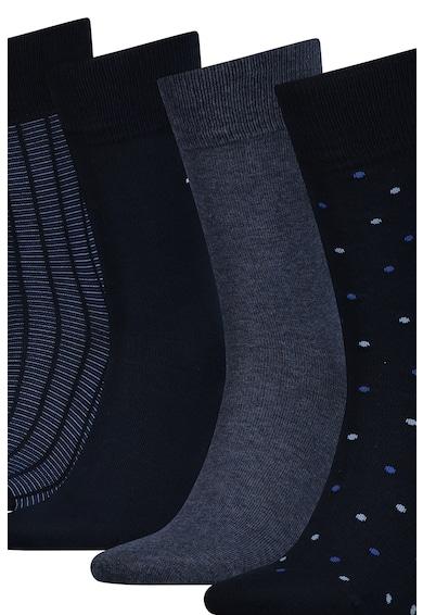 Tommy Hilfiger Set de sosete lungi - 4 perechi Barbati