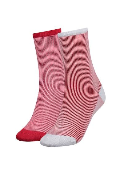 Tommy Hilfiger Раирани дълги чорапи - 2 чифта Жени