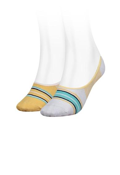 Tommy Hilfiger Изрязани чорапи - 2 чифта Жени