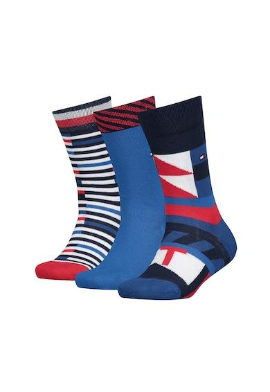 Tommy Hilfiger Дълги чорапи с десен - 3 чифта Момичета