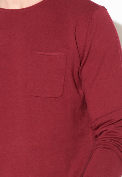Mustang Pulover tricotat fin cu buzunar aplicat Barbati