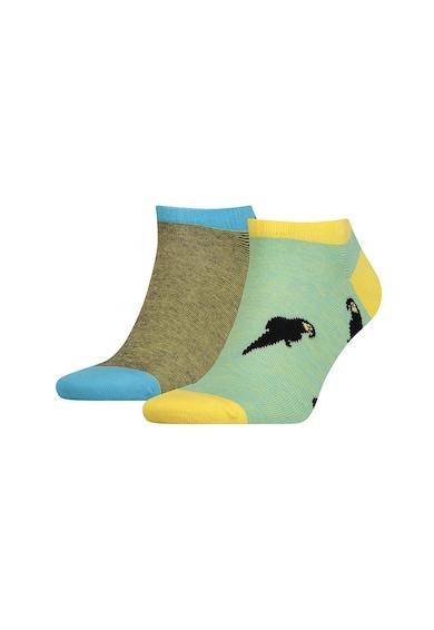 Levi's Унисекс чорапи до глезена с разнороден десен - 2 чифта Жени
