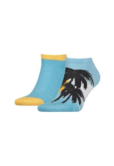 Levi's Унисекс чорапи с десен - 3 чифта Жени