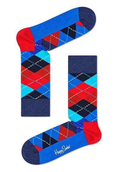 Happy Socks Rombuszmintás uniszex zokni női