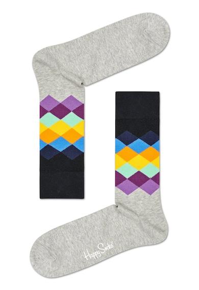 Happy Socks Sosete unisex cu imprimeu grafic Femei