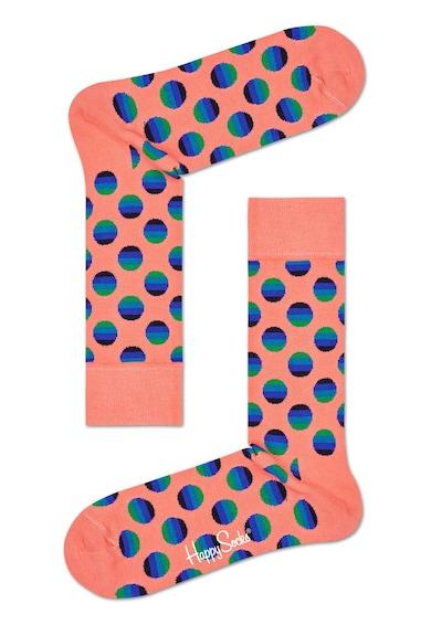 Happy Socks Pöttyös rövid zokni női