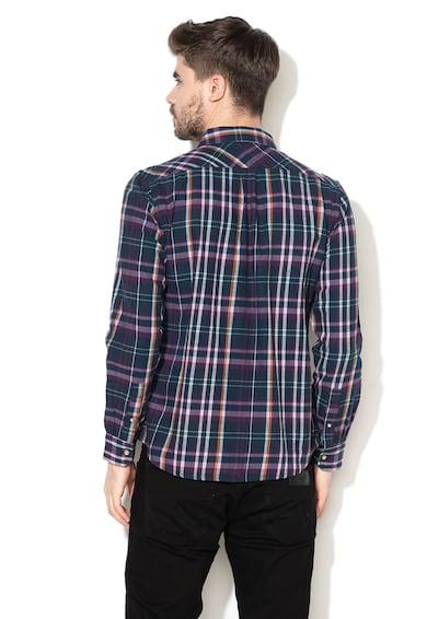 Wrangler Карирана риза с джобове на гърдите Мъже