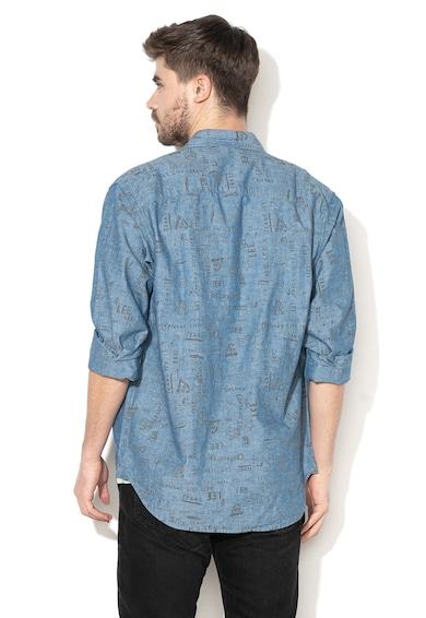 Lee Десенирана риза с джобове Мъже