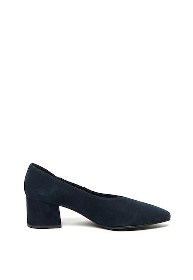 Vagabond Shoemakers Pantofi de piele intoarsa cu toc masiv Mya Femei