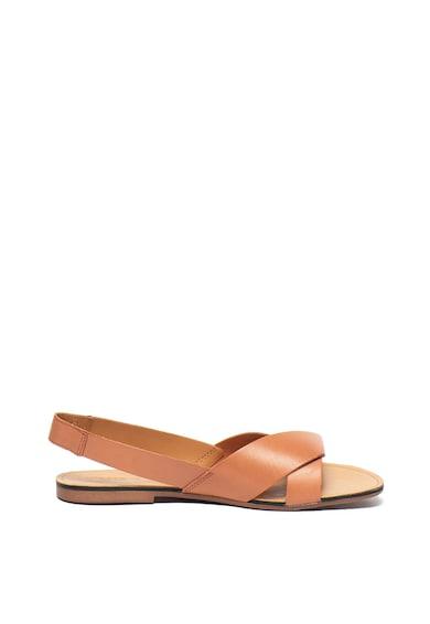 Vagabond Shoemakers Sandale slingback de piele Tia Femei