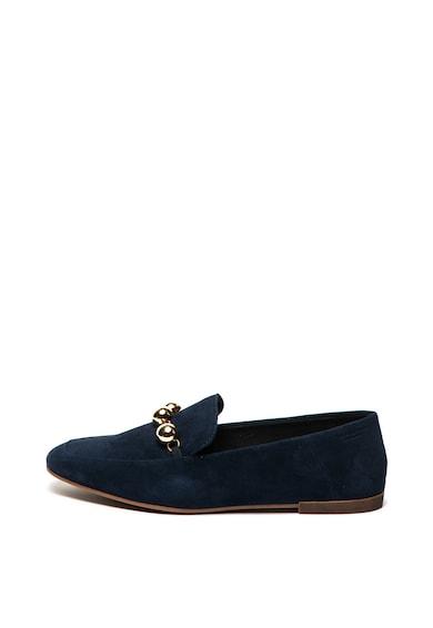 Vagabond Shoemakers Pantofi loafer de piele intoarsa Ayden Femei