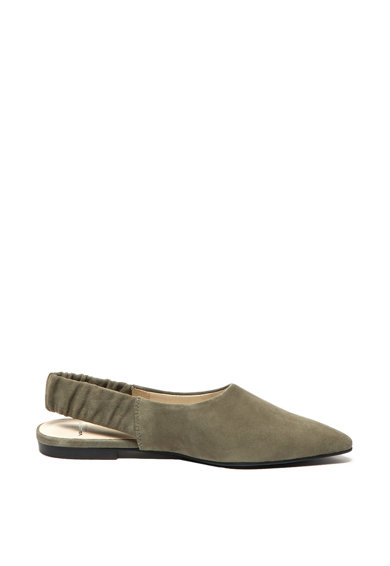 Vagabond Shoemakers Pantofi slingback de piele intoarsa Katlin Femei