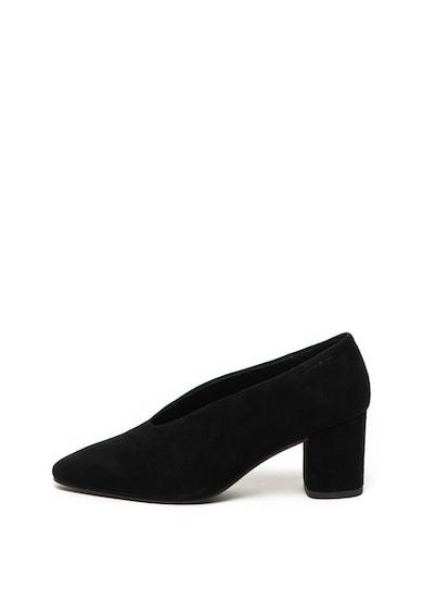 Vagabond Shoemakers Pantofi de piele intoarsa, cu toc masiv Tracy Femei