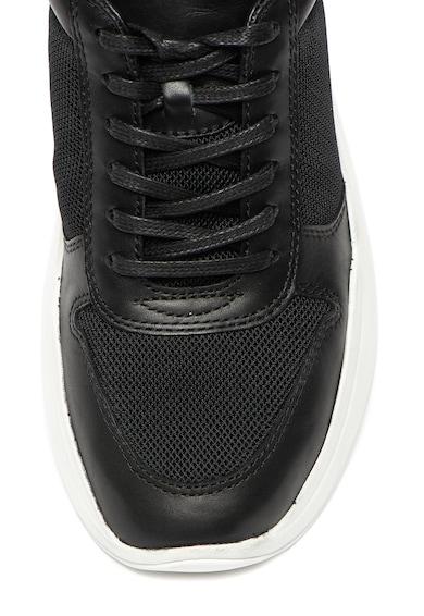 Vagabond Shoemakers Pantofi sport de piele cu garnituri de plasa Lexy Femei