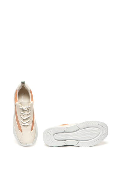 Vagabond Shoemakers Pantofi sport de piele cu garnituri de piele intoarsa Lexy Femei
