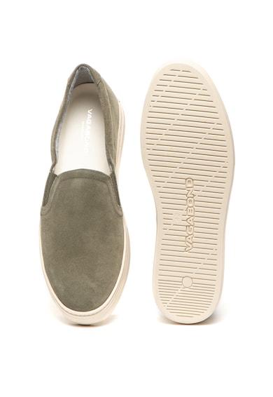 Vagabond Shoemakers Pantofi slip-on de piele intoarsa Paul Barbati