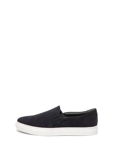 Vagabond Shoemakers Велурени обувки Paul без закопчаване Мъже