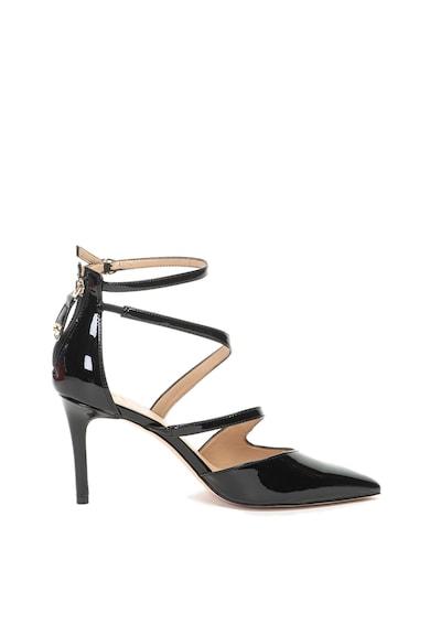 Guess Pantofi de piele ecologica cu toc inalt Femei