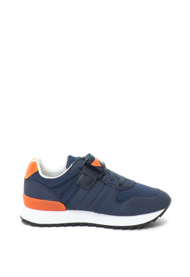 Guess Спортни обувки от еко велур с велкро Момичета