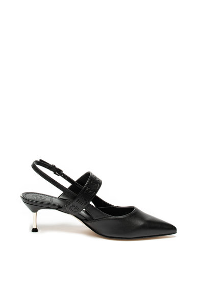 Guess Pantofi slingback cu varf ascutit Femei