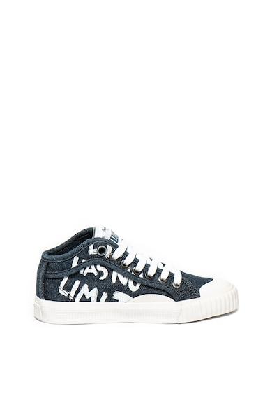 Pepe Jeans London Спортни обувки Industry от деним Момичета