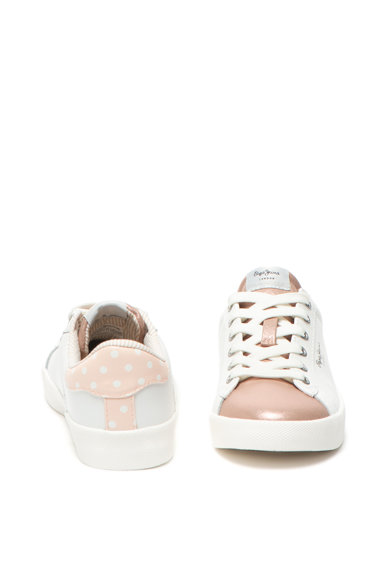 Pepe Jeans London Pantofi sport cu detalii metalizate Kioto Dotty Femei