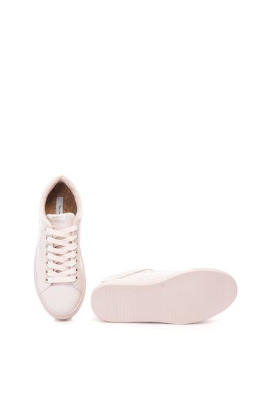Pepe Jeans London Pantofi sport de piele ecologica Adams Femei