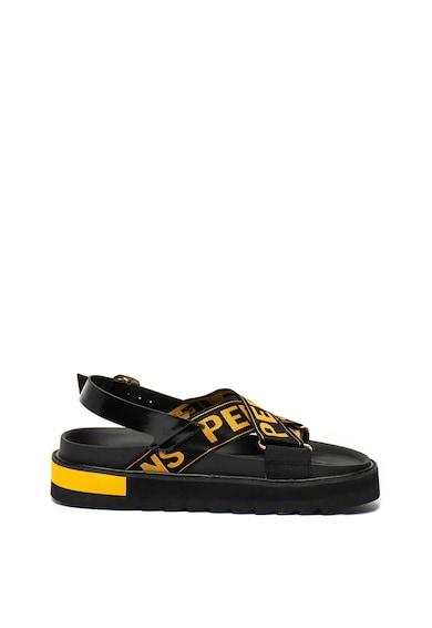 Pepe Jeans London Sandale wedge Narita Femei