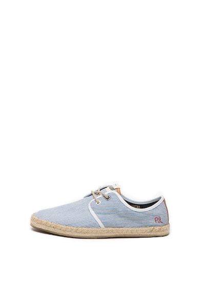 Pepe Jeans London Pantofi casual cu model in dungi Tourist Barbati