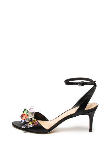 Guess Sandale de satin cu strasuri Femei