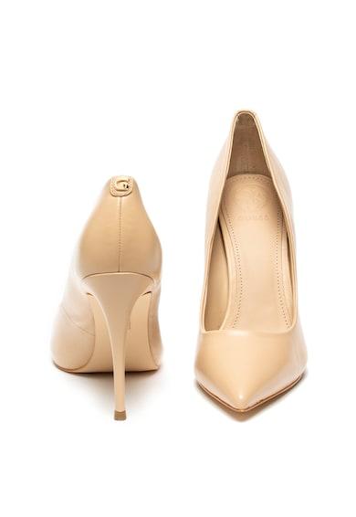 Guess Pantofi stiletto de piele cu varf ascutit Femei