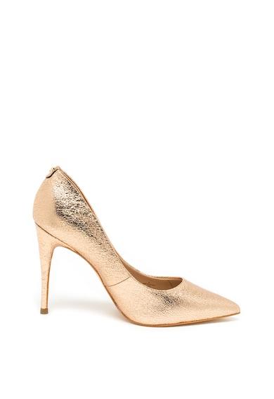 Guess Pantofi stiletto cu aspect metalizat Femei