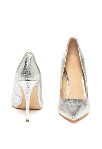 Guess Pantofi de piele ecologica cu varf ascutit Femei