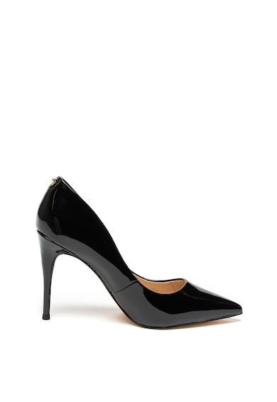 Guess Pantofi stiletto cu aspect lacuit Femei