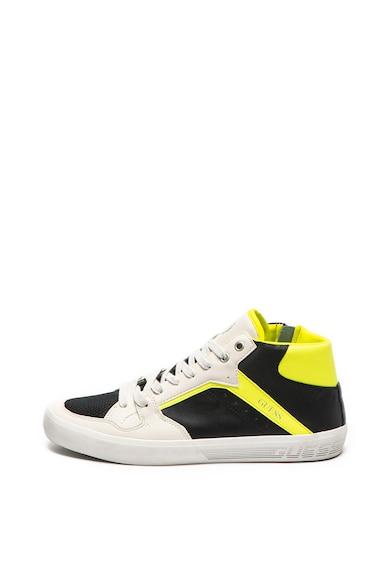Guess Pantofi sport cu model colorblock Barbati