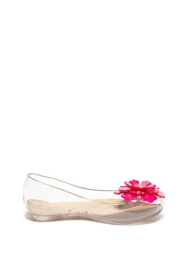 Guess Gumi balerina cipő és kézitáska szett Lány