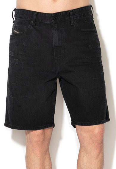 Diesel Pantaloni scurti cu aspect deteriorat Willoh Barbati