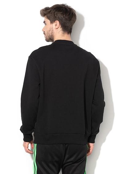 Diesel Division Felpa logómintás pulóver férfi