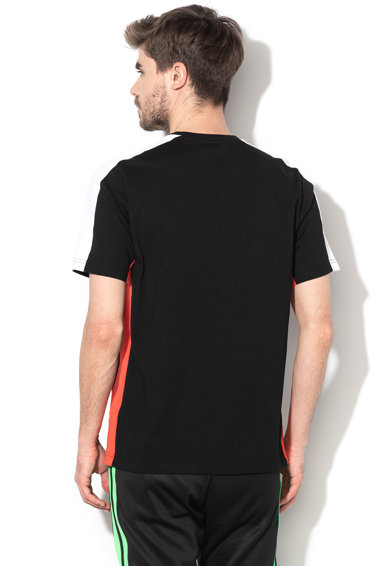 Diesel Harus Colorblock logómintás póló férfi