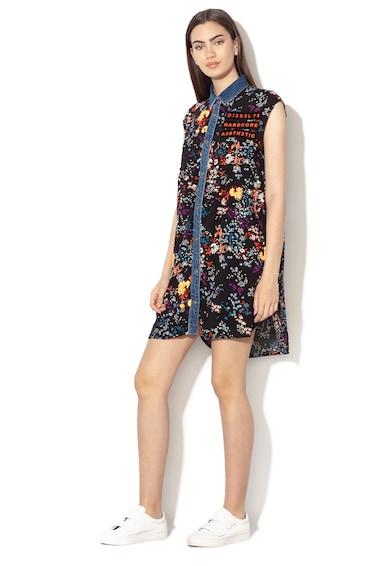 Diesel Elise virágmintás ingruha női
