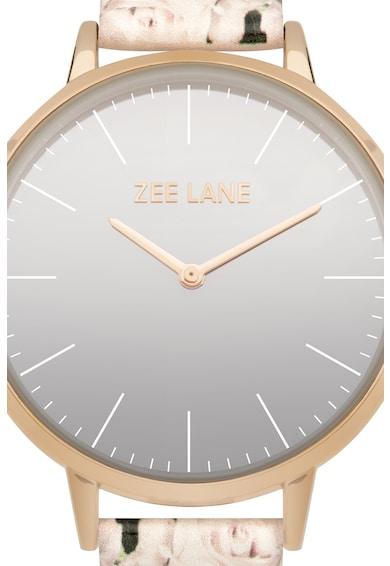 Zee Lane Ceas cu o curea de piele Femei