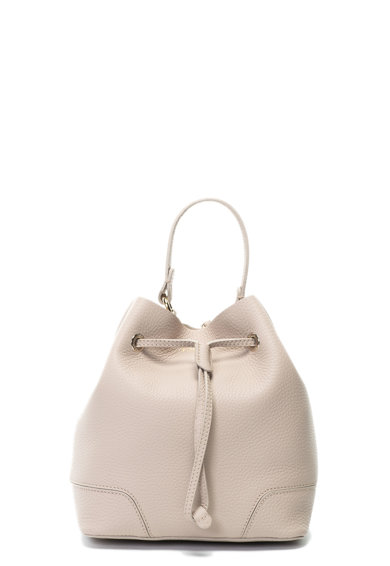 Furla Кожена чанта Stacy с вътрешен несесер Жени