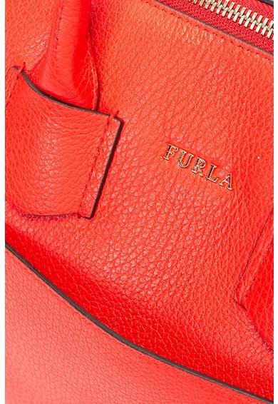 Furla Alba bőrtáska levehető pánttal női