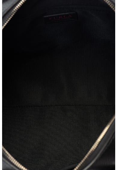 Furla Geanta bowler de piele Alba Femei