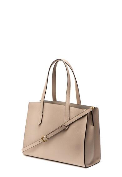 Furla Кожена чанта Ludovica с лого Жени